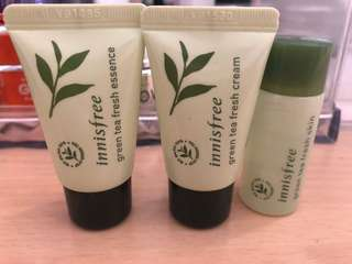 Green Tea Set Innisfree