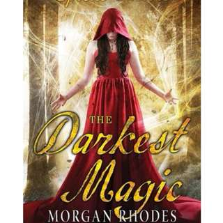 Dark Magic by Morgan Rhodes