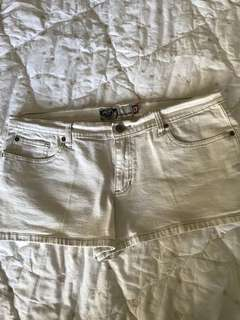 Roxy shorts- used once