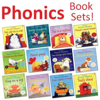 Phonics Readers / Phonics Tales / Sight Word Tales / Reading with Phonics / Pete the Cat Story Books