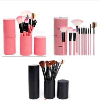 Makeup BRUSH 12 set in Tube