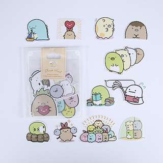 Sticker (Sumikko Gurashi) (Ref No.: 204)