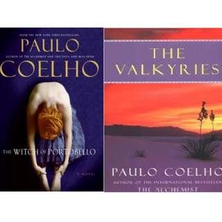 NEW Paulo Coelho books