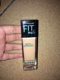 FIT ME FOUNDATION 130