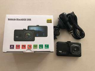 Vehicle Blackbox DVR Car Recorder
