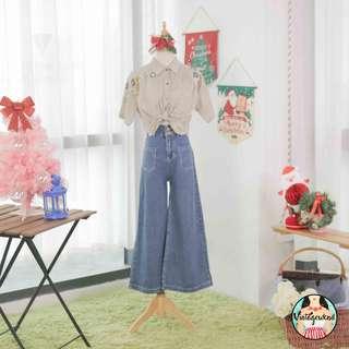 🍿 Vintage Blouse VB1171