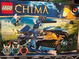 Lego CHIMA 70013