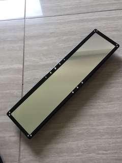 Diamond Studs Rear View Mirror