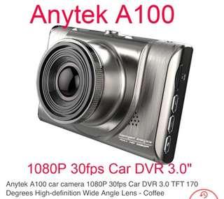 Car camera A100+