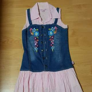 Offer $6 !!! Embroidery Dress
