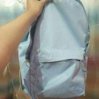 Tas backpack unisex converse biru