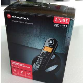 Digital Cordless Telephone