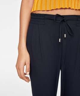Zara jogger trousers pants xs