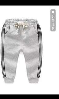 long pants -