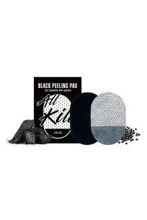 All Kill Black Peeling Pad