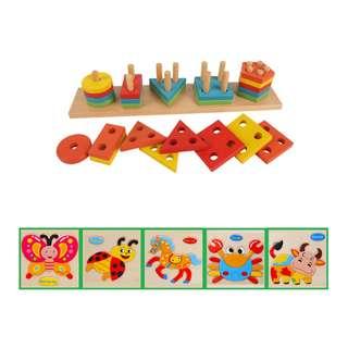 Puzzle Bundle 1