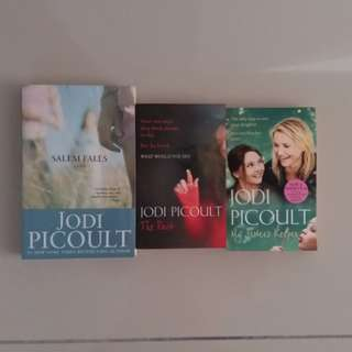 English Novel - Jodi Picoult