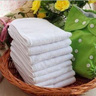 3 layer Microfiber Insert - Cloth Diaper