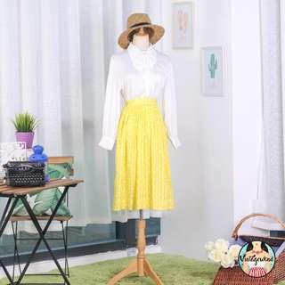 🍿 Vintage Midi Skirt VS1346