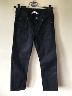 Preloved H&M black denim pants