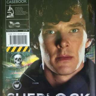 BBC Sherlock: The Casebook