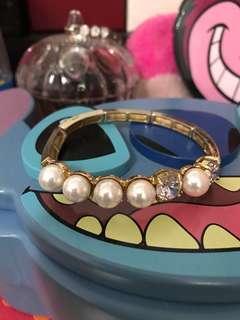 正韓-珍珠手環