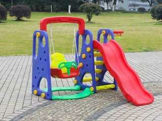 3 in 1 Playground for Kids