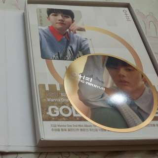 (WTT)Wanna One I Promise You Day version - Have : Jaehwan PC / Daewhi Tazo