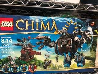 Lego CHIMA 70008
