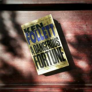 Novel: A Dangerous Fortune