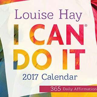 365 Affirmation by Louise Hay (2017)