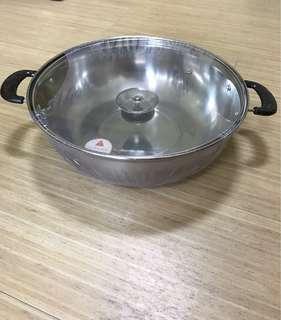 Induction cooker pot