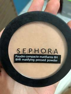 SEPHORA 8hr pressed powder