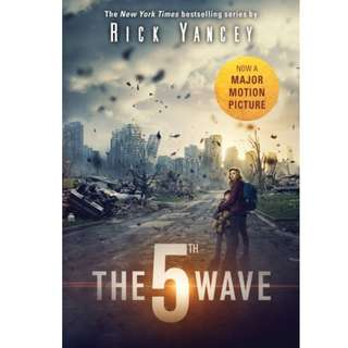 5th Wave Series by Rick Yancey