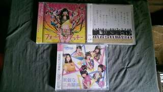 AKB48 3 SINGLE ONE PRICE