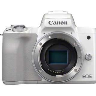 Canon EOS M50 (BODY) (WHITE)