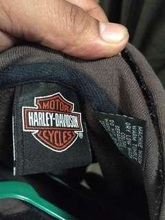 Hoodie harley davidson size L
