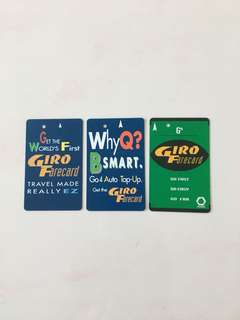TransitLink Card - GIRO FARECARD