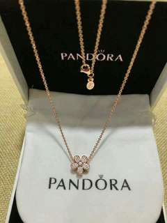 Pandora necklace authentic