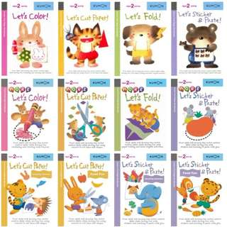 Share This Listing Save Public Comments  Be the first to write a public comment. Ask a question or @mention a friend to check this out! Kumon First Steps with 5pc gift set