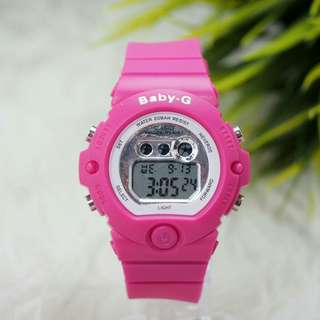 BABY-G WOMEN LIMITED EDITION WATCH