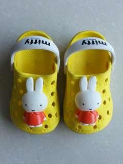 Girl/Boy Toddler Miffy Sandals / Shoes / Flip Flop