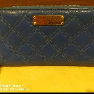Marc Jacobs full lamb leather wallet