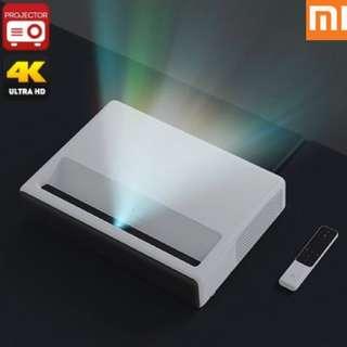 tv laser tv  4k projector short range save space