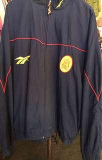 Liverpool jacket , size L , kondisi 90%
