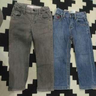 Quicksilver jeans 3y
