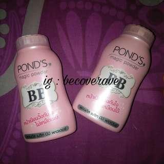 Bb ponds magic powder original Thailand