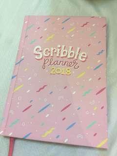 Scribble Planner 2018