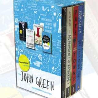 John Green Boxset