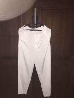 Longpants (White)